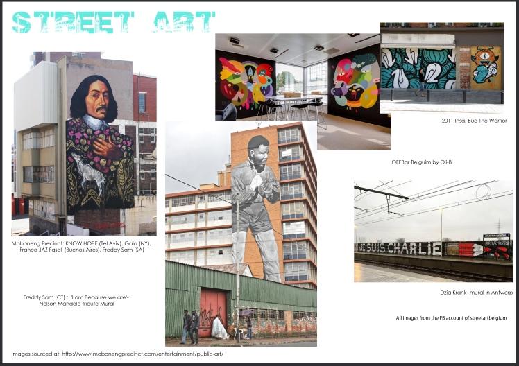 STREET ART BELGUIM