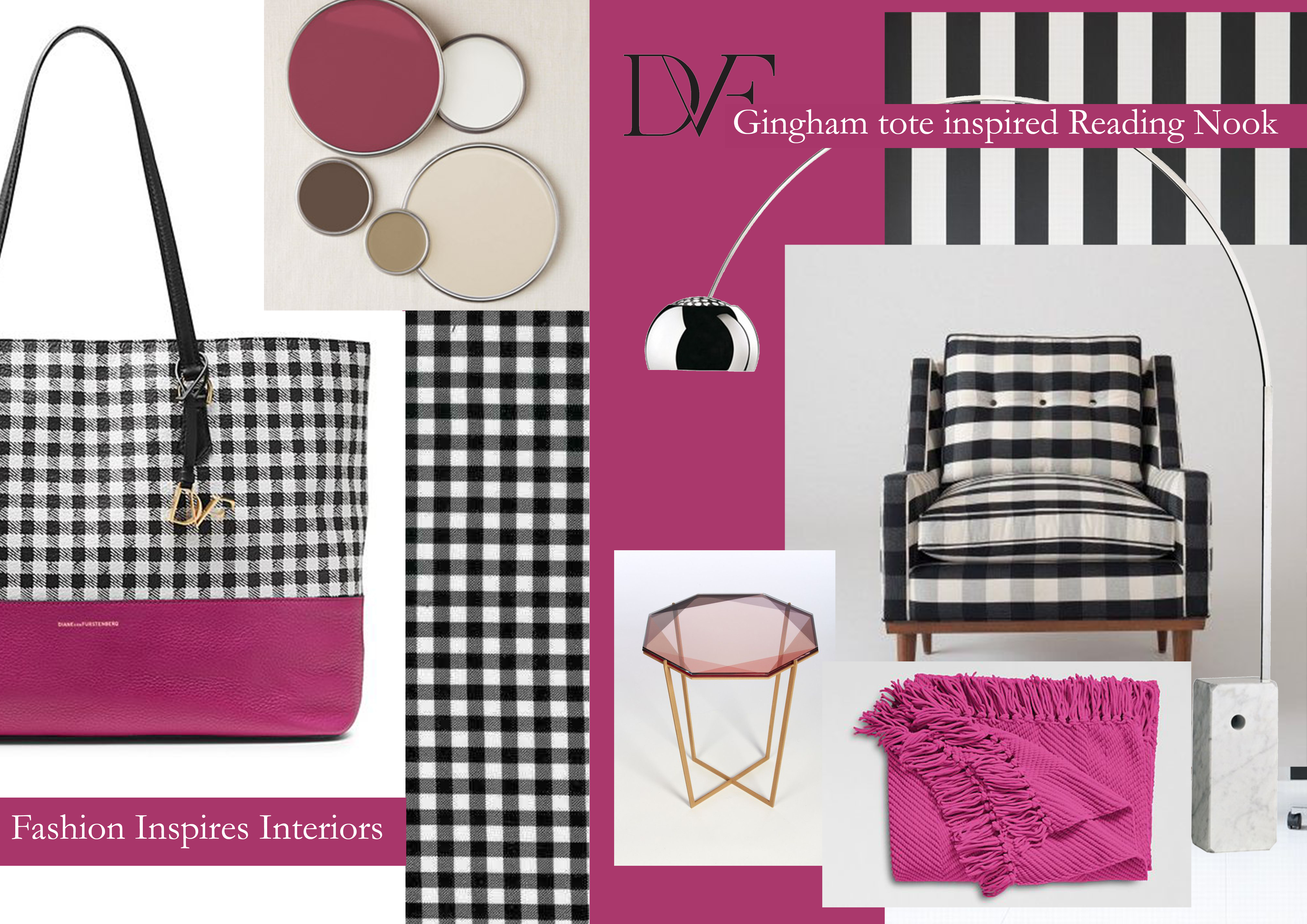 Fashion Friday Inspired Moodboard DesignPeo